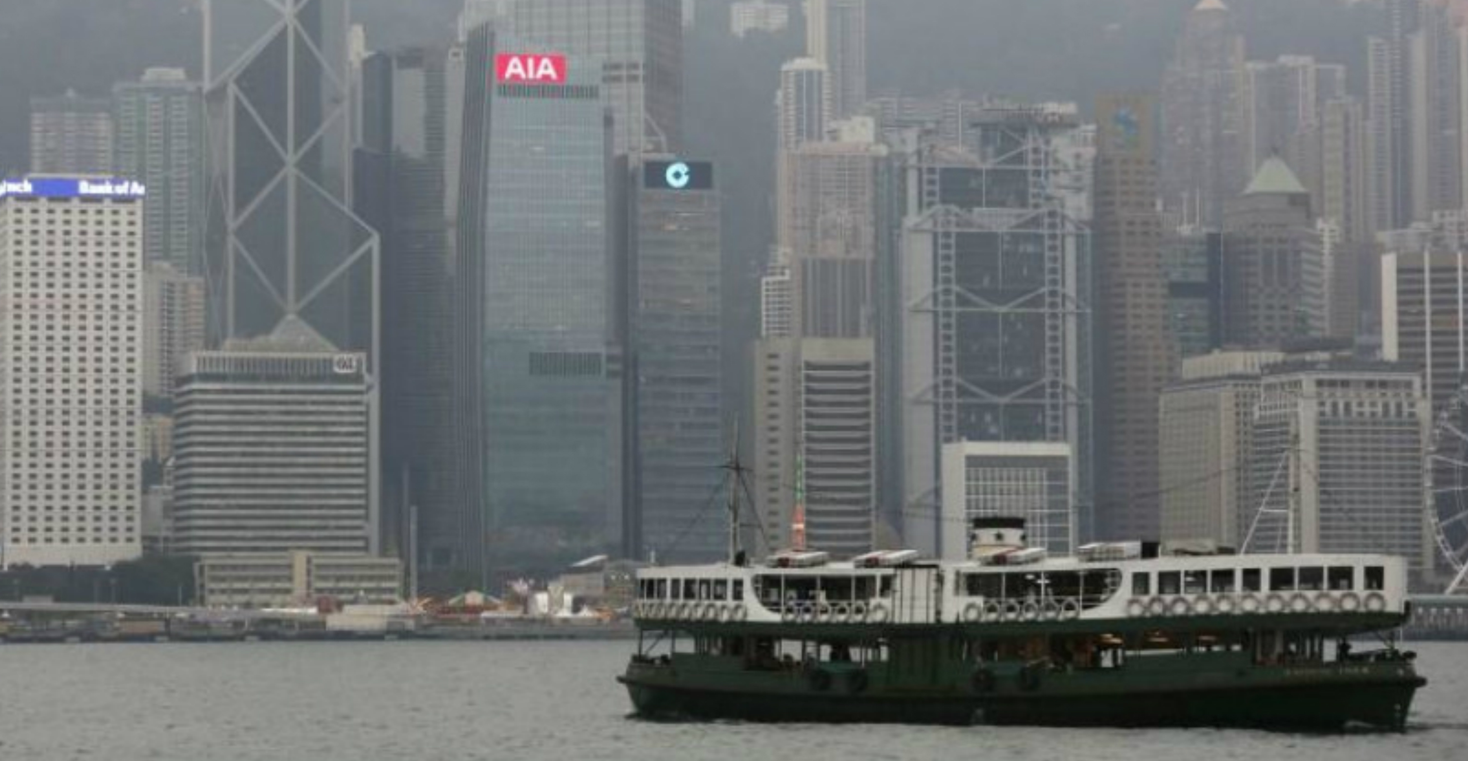 The government has earmarked HK$350 million in the budget to launch a pilot scheme for electric ferries. Photo: Reuters
