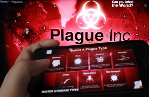 Strategy game Plague Inc removed from China app stores