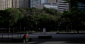 Philippines first country to suspend all financial markets