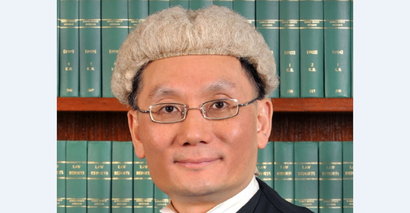 A file picture of Andrew Cheung, who is set to become Hong Kong's chief justice on Jan. 11 next year. Photo: HK Govt