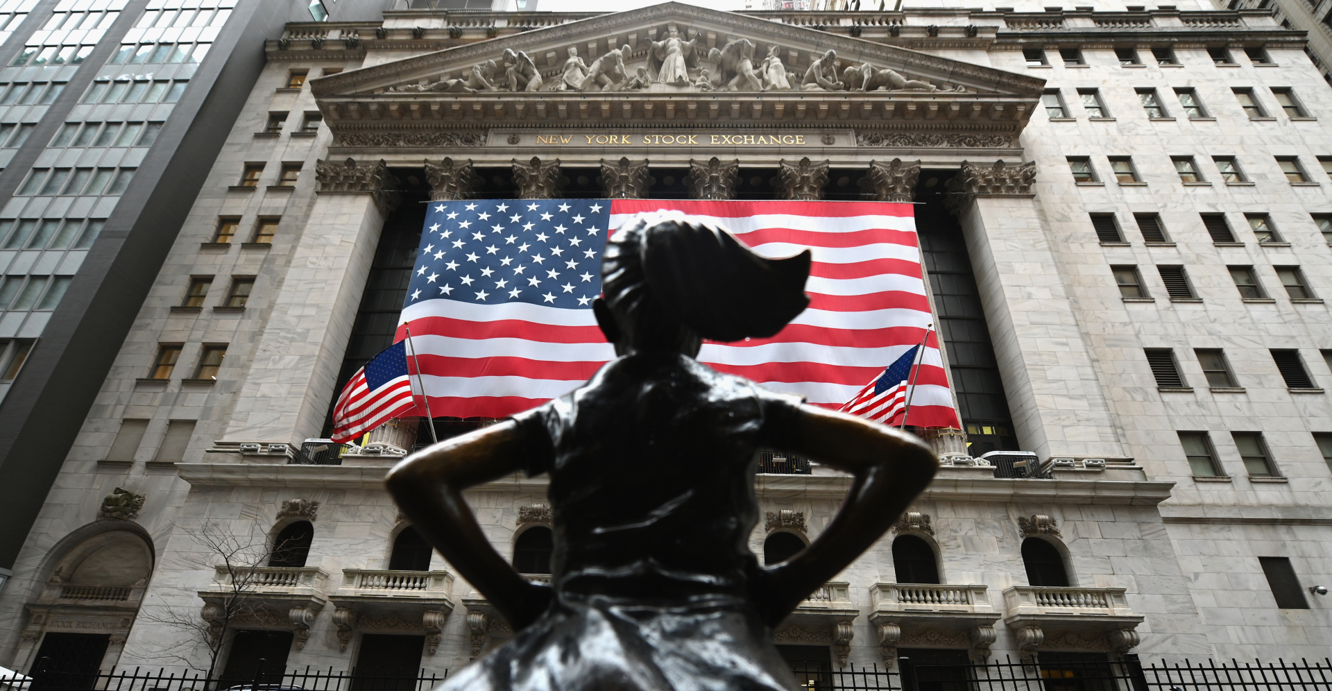 The Dow Jones Industrial Average soared 11.37 percent on Tuesday, its biggest one-day percentage gain since 1933. Photo: AFP