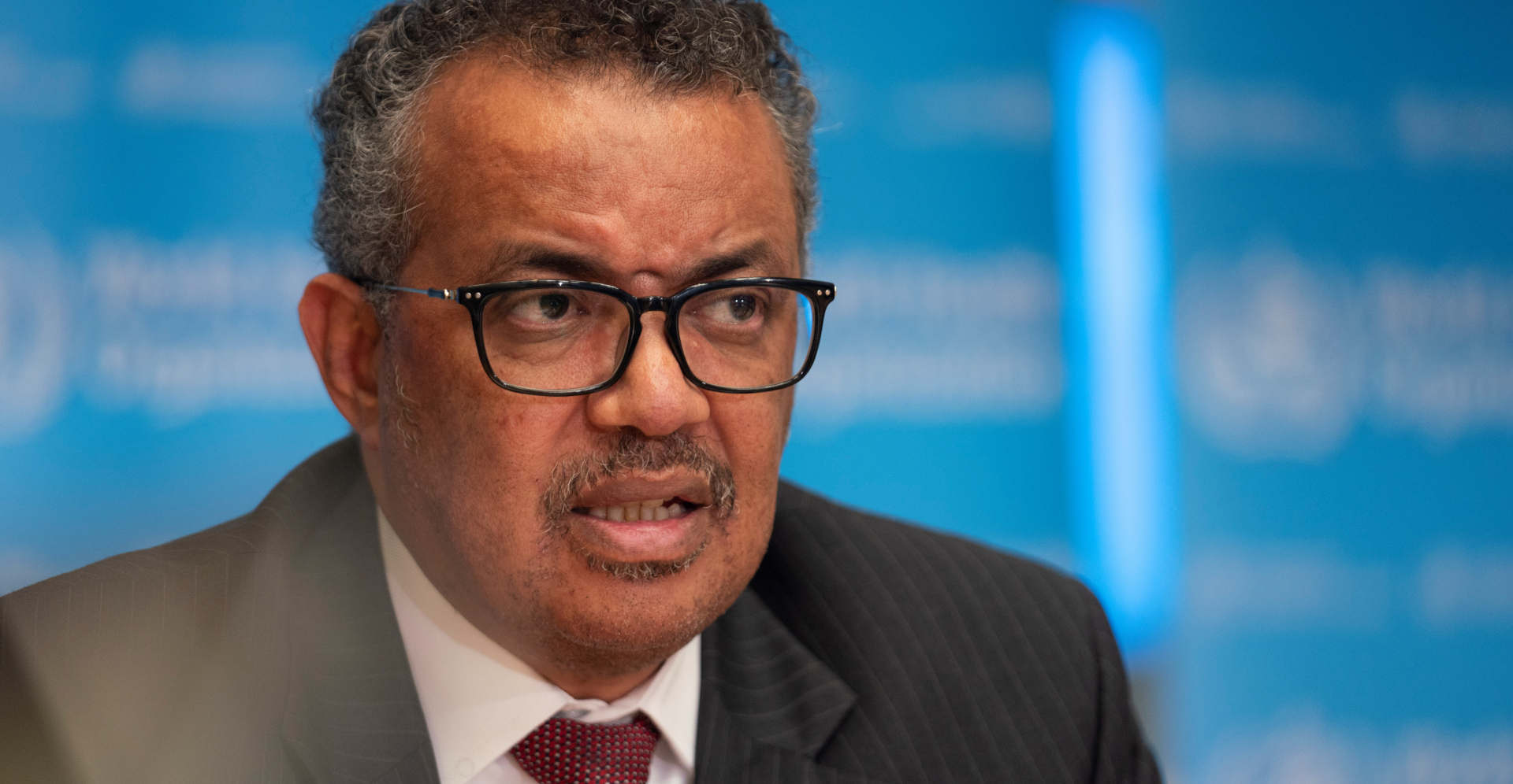 WHO Director-General Tedros Adhanom Ghebreyesus urged nations to find new cases and do everything to control the virus. Photo: Reuters