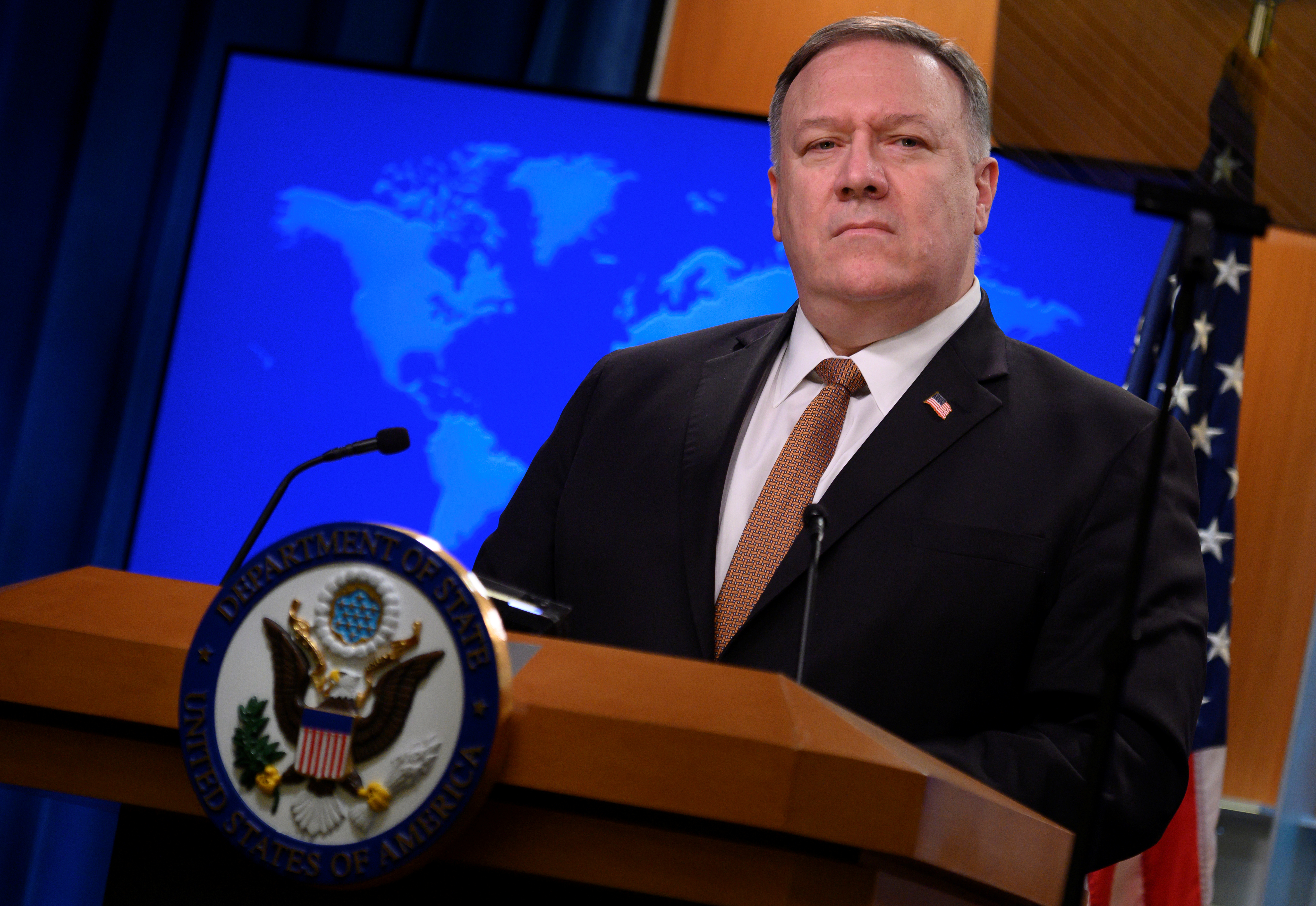 It is important for the world to know all the facts from China in relation to the coronavirus outbreak, US Secretary of State Mike Pompeo said on Wednesday. Photo: Reuters