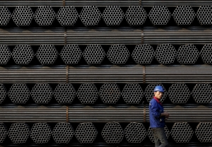China industrial profits plunge 38% on year in Jan-Feb
