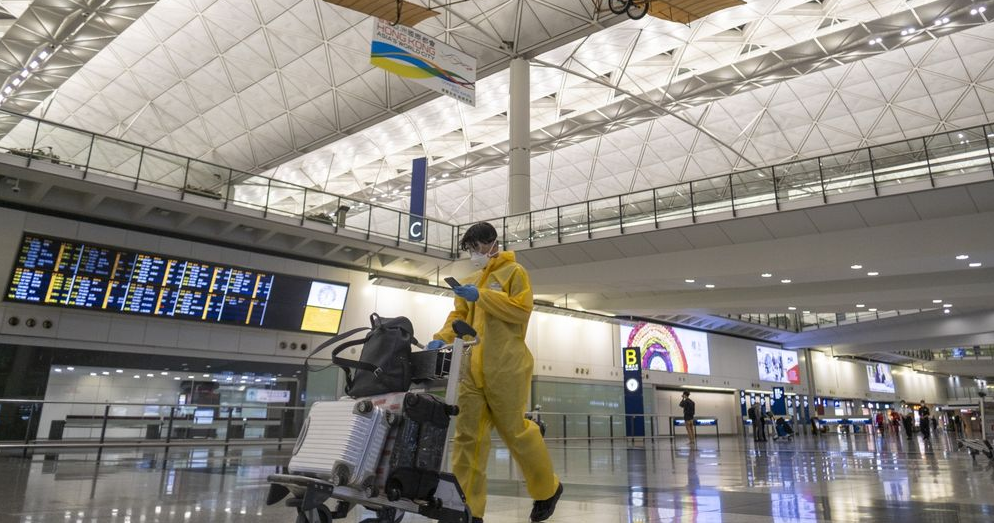 Many of necessary actions to shut down the pandemic also shut down economic activity, particularly in sectors like tourism, food and hospitality, and aviation. Photo: Bloomberg
