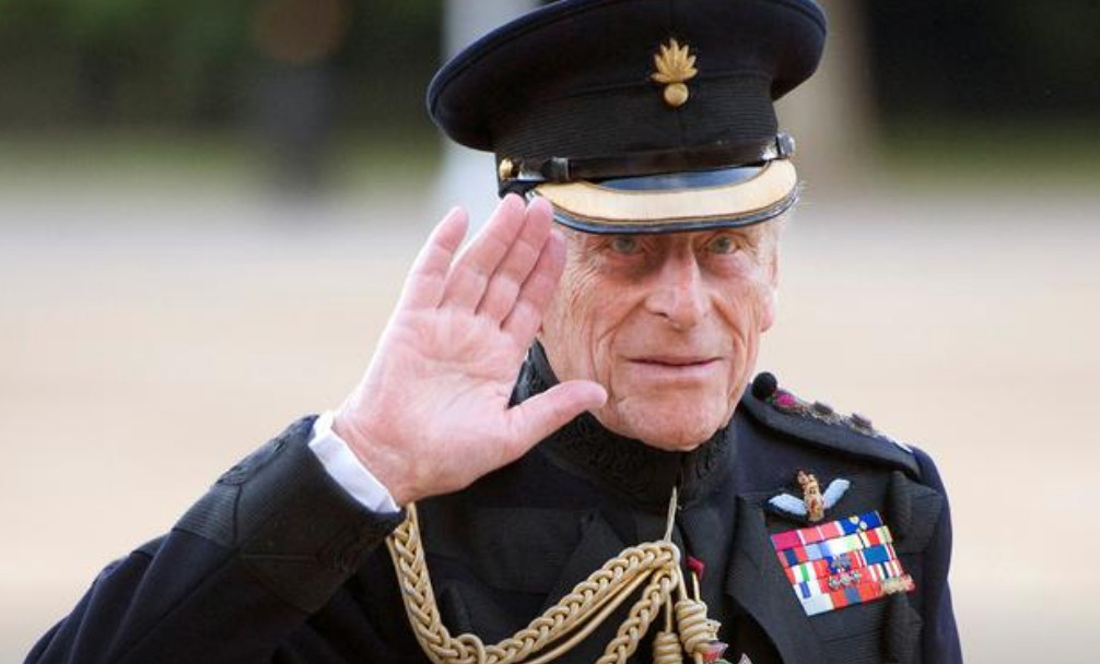 On Prince Philip's passing