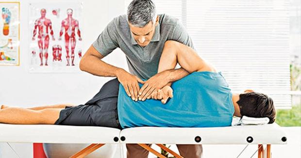 脊骨神經科醫學着重發揮人體原有的復元能力,治療過程並不使用藥物,亦不施行外科手術。(網上圖片)
